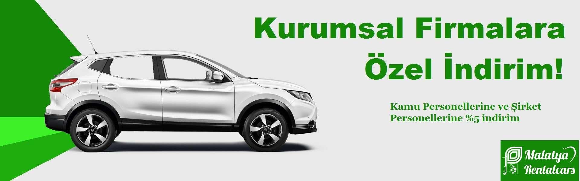Malatya Kurumsal Rent a Car